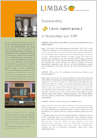 Success Story: music support group (msg) - In Teilschritten zum ERP
