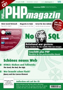 PHP Magazin - 01/11  Tabellenabfragen unter LIMBAS