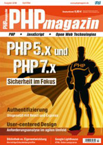 PHP Magazin - 03/19 - LIMBAS Synchronisation